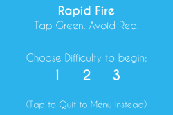 Rapid Fire Instructions